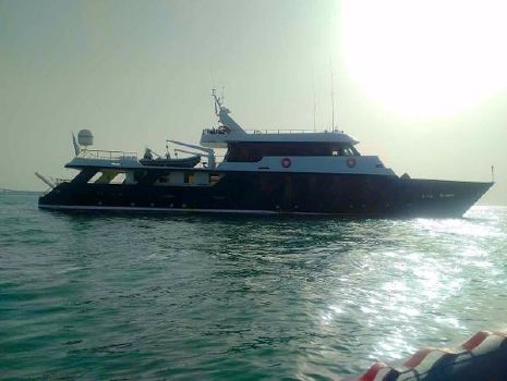 1982 Anastasiades & Tso Custom 40m Superyacht