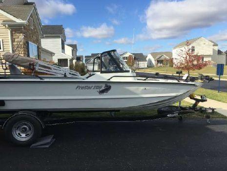 2016 Seaark ProCat 200