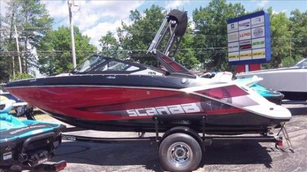 2017 Scarab 195 Impulse