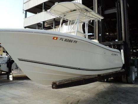 2015 Cobia Boats 201 Center Console