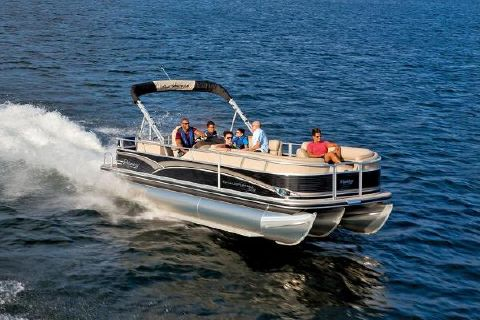 2013 Sun Tracker Party Barge 254 XP3