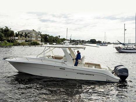 2012 Hydrasports 3600 VX Express Fish