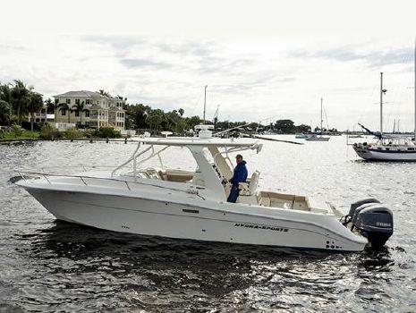 2012 Hydra Sports 3600 VX Express Fish