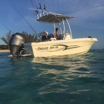 2007 Angler 204F