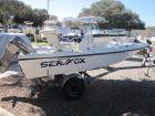 2001 SEA FOX 160 CC