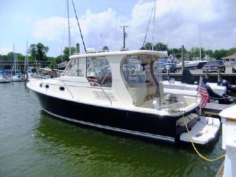 2008 Mainship Pilot 31 Mainship 31 Pilot Port Profile