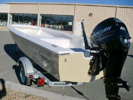 2017 C-hawk Boats 16 Tiller