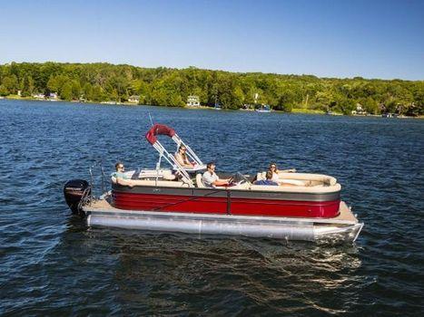 2017 Crest Pontoon Boats 210 L