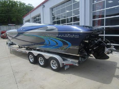 2011 Sunsation Powerboats 32 XRT