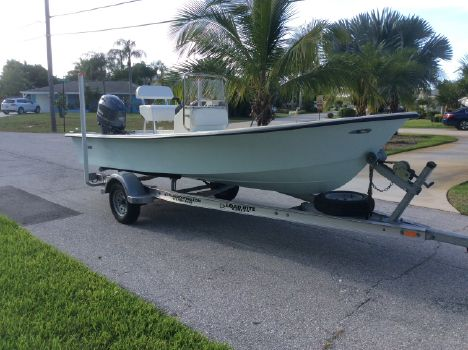 2016 May-craft 1700 Center Console