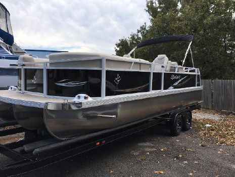 2017 J C Mfg Inc Spirit 245 TT Sport