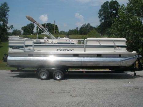 2002 Fisher Freedom 240 DLX