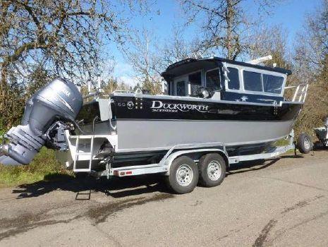 2012 Duckworth Offshore 26