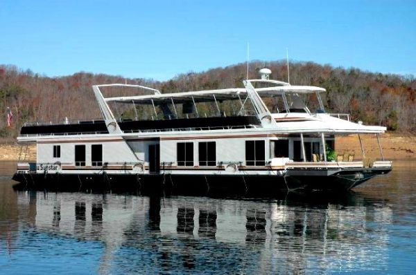 2008 Sunstar 20'x100' Houseboat
