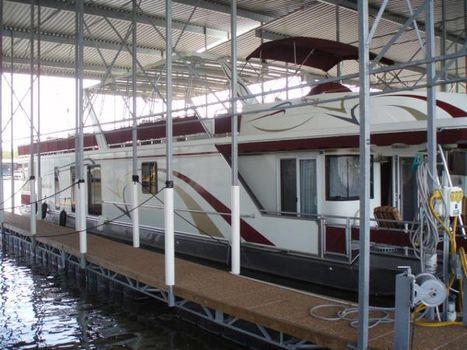 2002 Sumerset Houseboats 80 x 16 WB