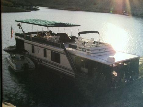 1993 Stardust  Houseboat