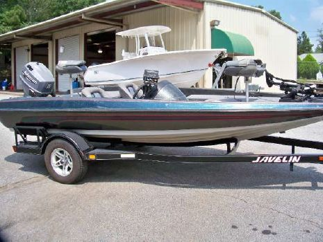 2000 Javelin Boats 17 Renegade