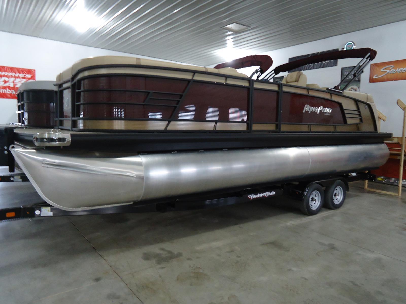 New 2018 Aqua Patio Ap 255 Ul Panora Ia BoatTrader