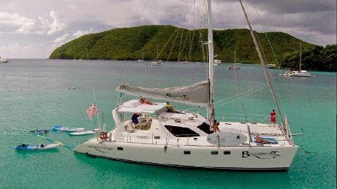 2000 Voyage Yachts 580