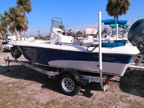 2014 Carolina Skiff Sea Skiff 19