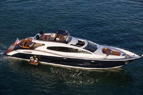 2012 Lazzara LSX 92