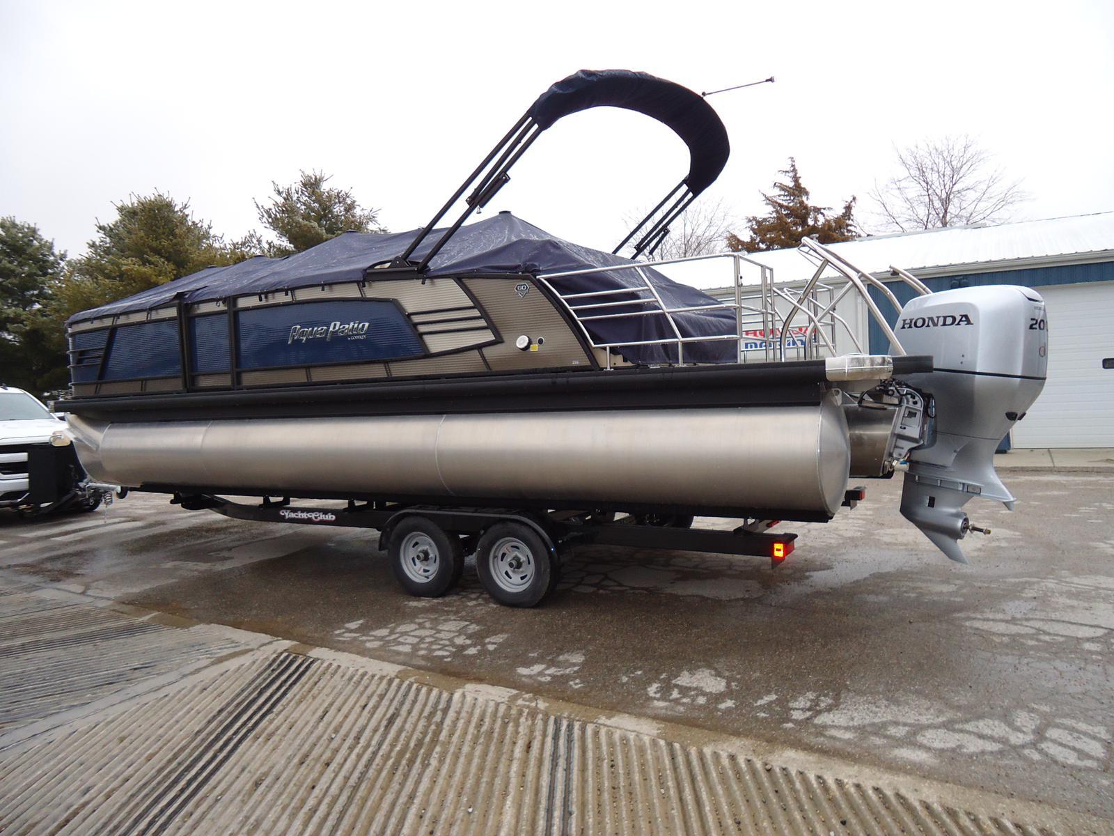 New 2018 Aqua Patio Ap 259 El Panora Ia BoatTrader
