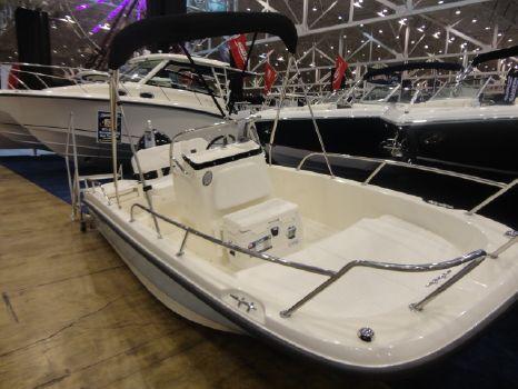 2016 Boston Whaler Dauntless 170