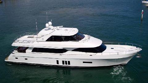 2016 Ocean Alexander 90 Motoryacht