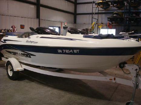 2000 Sea-Doo Sport Boat Challenger 2000