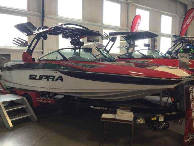 2015 Supra SA550