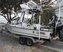 2000 TRITON 22 Offshore