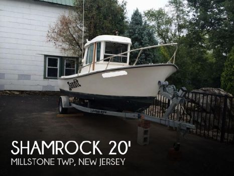 1985 Shamrock 20 Pilothouse 1985 Shamrock 20 Pilothouse for sale in Millstone Twp, NJ