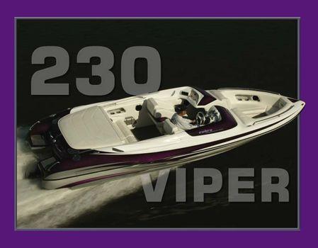 2017 Cobra 230 Viper