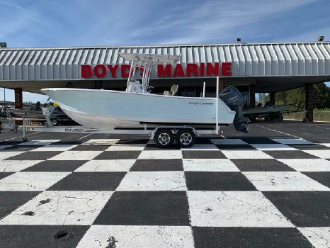 2019 Sportsman Boats Open 232 Center Console