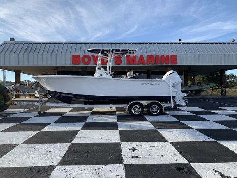 2018 Sportsman Boats Heritage 231 Center Console