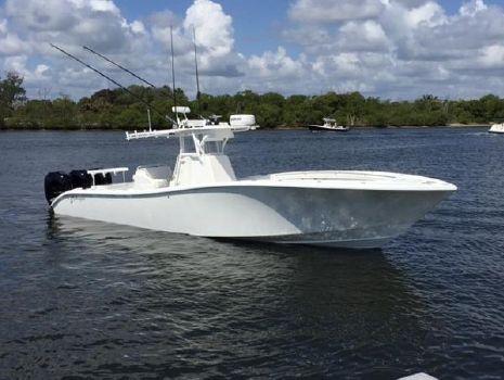 2010 Yellowfin 36