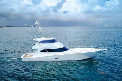 2011 Viking 76 Convertible Daytripper