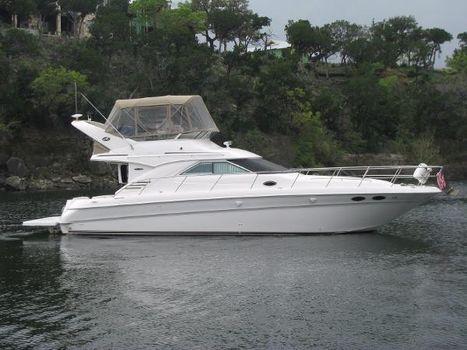 2002 Sea Ray 400 Sedan Bridge