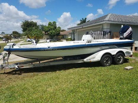 2007 Ranger 223 Cayman