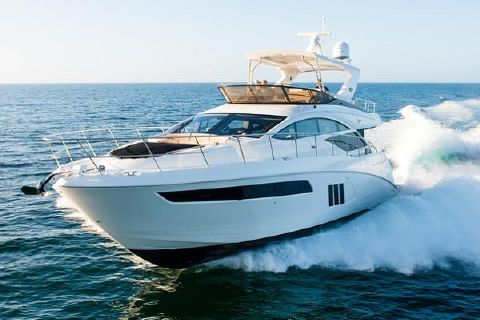 2017 Sea Ray L590 Fly Manufacturer Provided Image