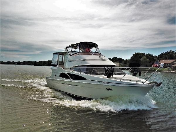 Used 2005 Carver 41 Cockpit Motor Yacht Knoxville Tn 37922