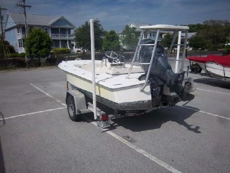 2006 Scout Boats 170 Costa