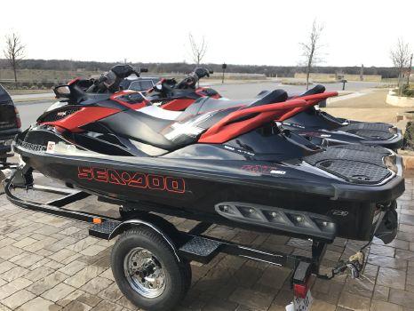 2010 Sea-Doo RXT-X 260