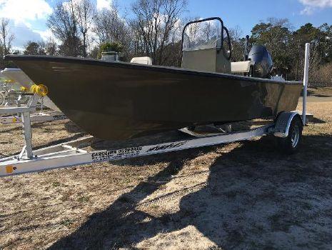 2017 C-hawk Boats 18cc