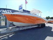 2012 DEEP IMPACT Power Boat 360 C