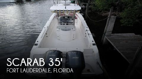 2008 Scarab 35 Offshore Center Console 2008 Scarab 35 Offshore Center Console for sale in Fort Lauderdale, FL