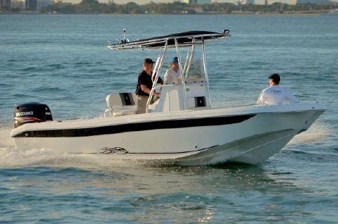 2014 Carolina Skiff 23 Ultra Elite Manufacturer Provided Image