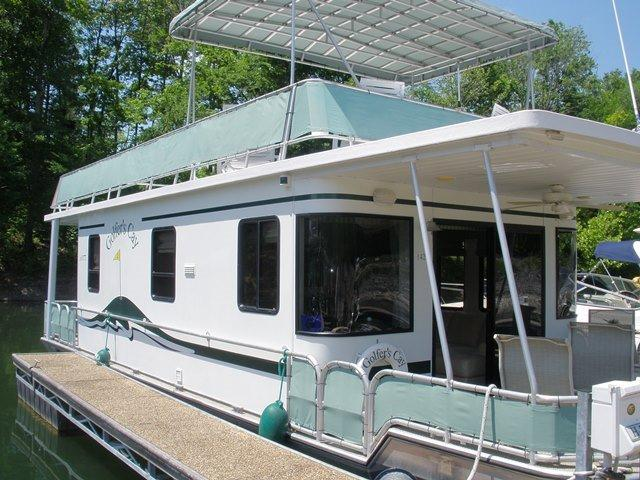 2006 Stardust Cruisers 14 x 40 Houseboat