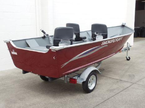 2015 Smoker-craft Alaskan