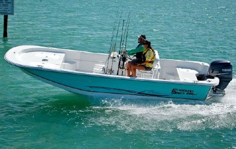 2016 Carolina Skiff 218 DLV Manufacturer Provided Image